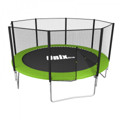 Батут UNIX line Simple 12 ft (outside)
